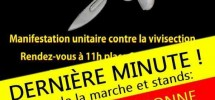 Appel aux associations pour la manifestation du 5 septembre 2015 à Paris